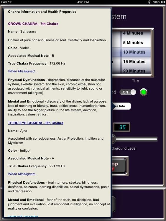 iFrequencies screenshot-4