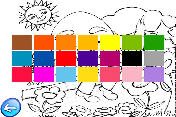 Coloring Rhymes Lite