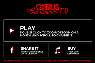 CASSIUS - I <3 U SO