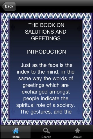 Sahih Bukhari-o-Muslim - English Translation screenshot-3