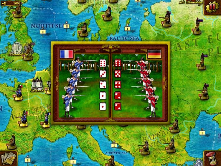 European War Lite for iPad screenshot-4