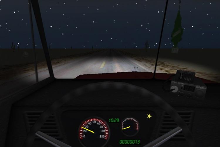 Desert Truck Lite screenshot-3
