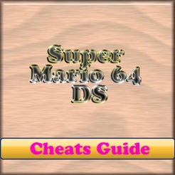 Cheats for Super Mario 64 DS - FREE on the App Store