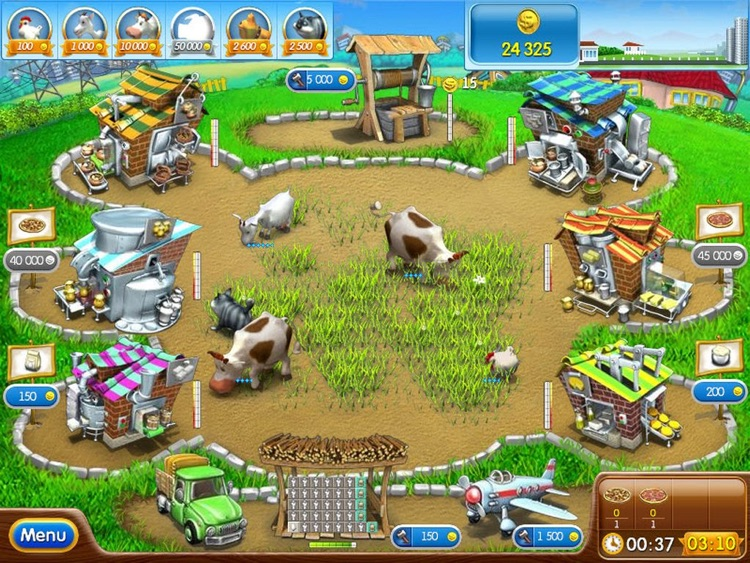Farm Frenzy 2: Pizza Party HD