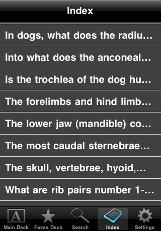 Veterinary Anatomy screenshot-3