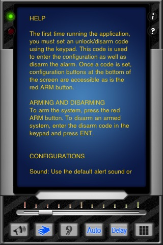 Security System screenshot-4