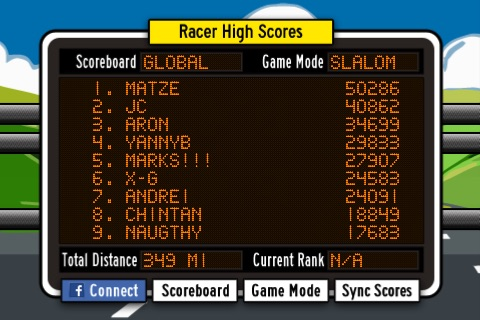 Racer screenshot-4
