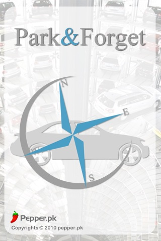 Park And Forget - Locate your parked car easily!