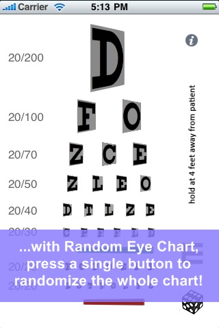 Random Eye Chart screenshot-1