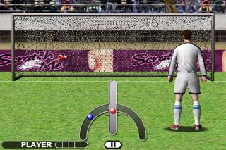 ペナルティーキック(サッカーPK戦) PSO Lite ScreenShot3