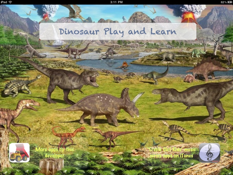 Dinosaur Learn and Play