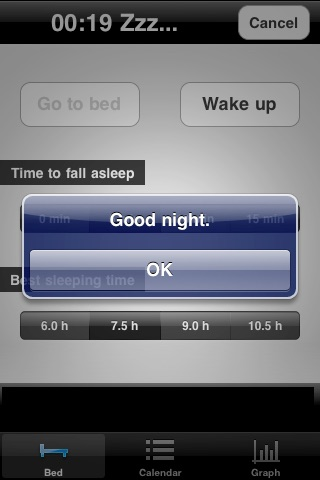 Sleep Log Recorder screenshot-3