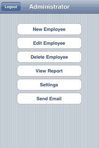 Employee Time Tracking (Clock IN/Clock OUT) screenshot-4