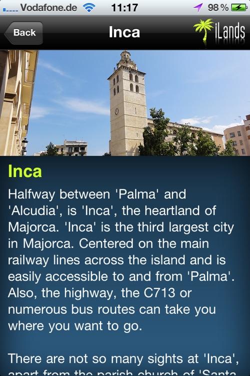 Majorca Travel Guide - iLands Lite screenshot-3
