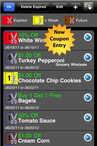SHOPPING LIST - Shopping made Simple (GROCERY LIST & MORE) screenshot-4