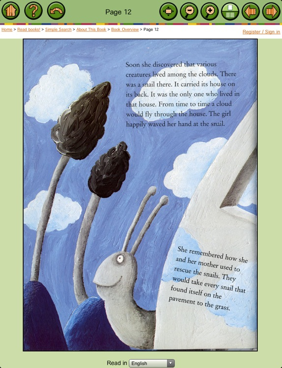 ICDL - Free Books for Children - International Children's Digital Library screenshot-4