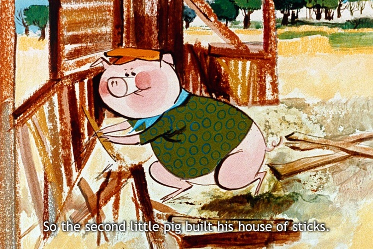 iStoryTime Classics Kids Book - The Three Little Pigs screenshot-4