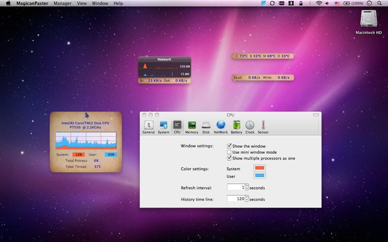 MagicanPaster Screenshot
