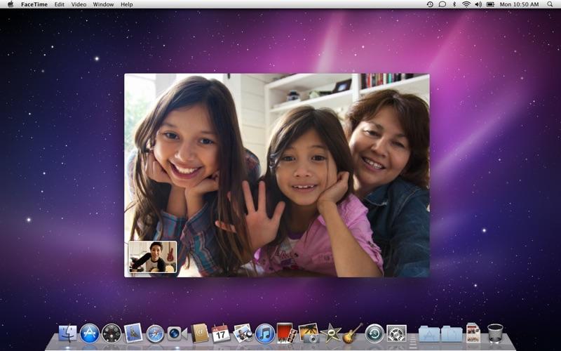 FaceTime скриншот программы 3