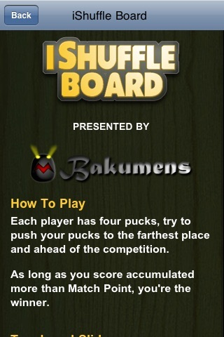 iShuffleBoard Free screenshot-3