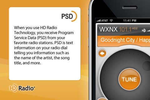 HD Radio screenshot-1
