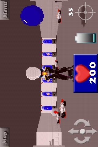 Area 52 Escape Lite screenshot-3