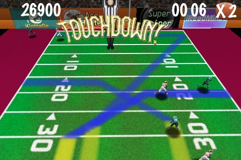 Blitz Football Pro FREE screenshot-1