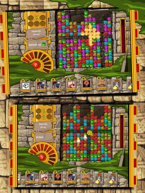 Maya Collapse Match HD Lite
