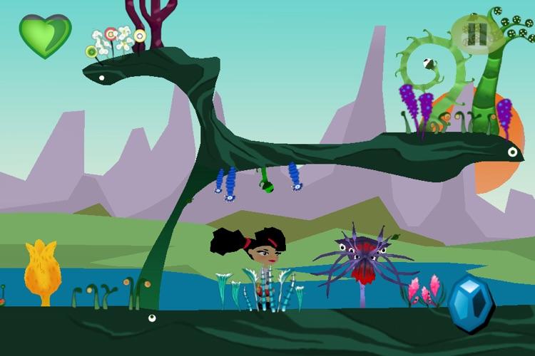 alien plant planet screenshot-4