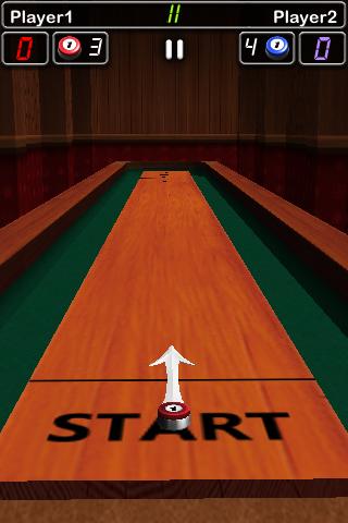 iShuffle Board 2 Free screenshot three
