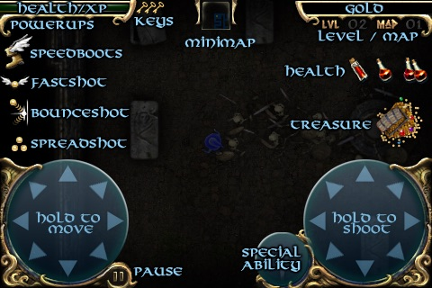 Catacombs screenshot-4