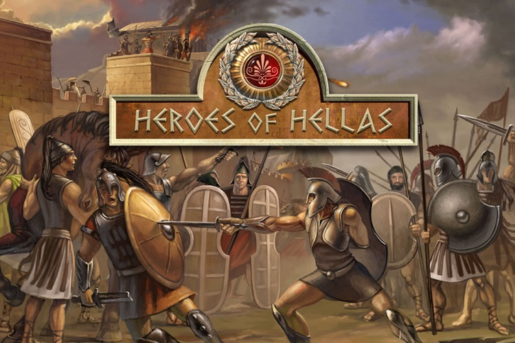 Heroes of Hellas Free screenshot-0
