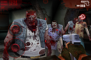 Undead: in the last refuge screenshot two
