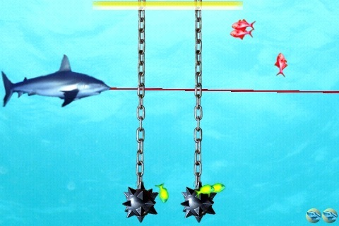 Laser Shark Free screenshot-4