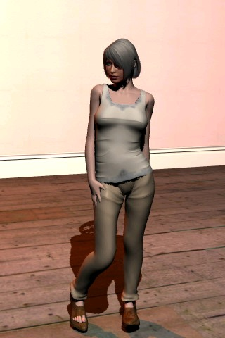Fashion Girl 3D Lite