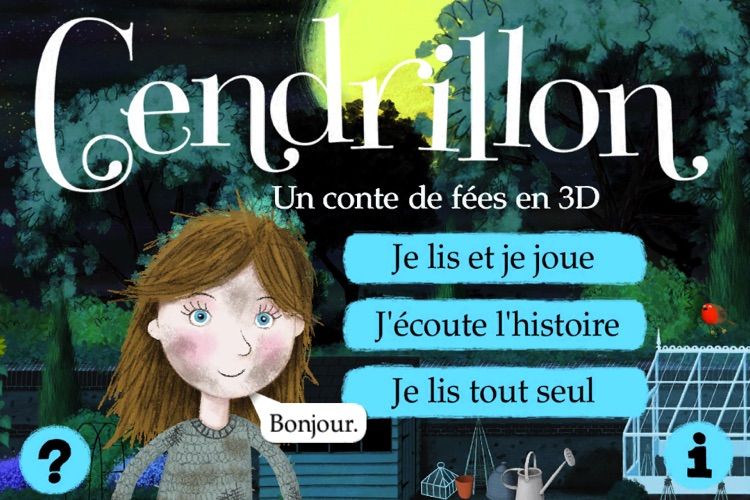 Cendrillon par Gallimard Jeunesse screenshot-0