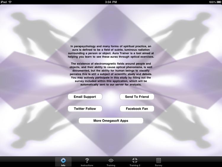 Aura Trainer HD : Learn To See Auras screenshot-3