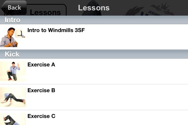 Breakdancing Lessons: Windmills 3SF by B-Boy Jeromeskee (Massive Monkees/Rocksteady Crew)