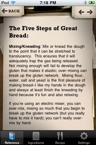 Bread Baking Basics
