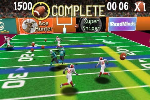 Blitz Football Pro FREE screenshot-2