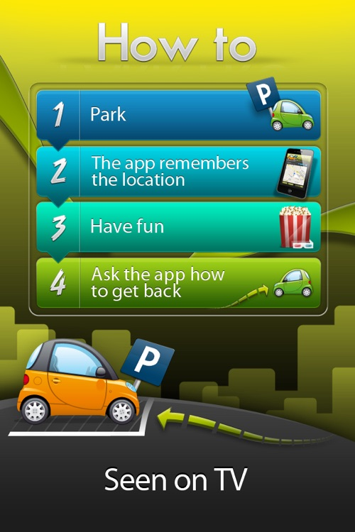Park & Find my car