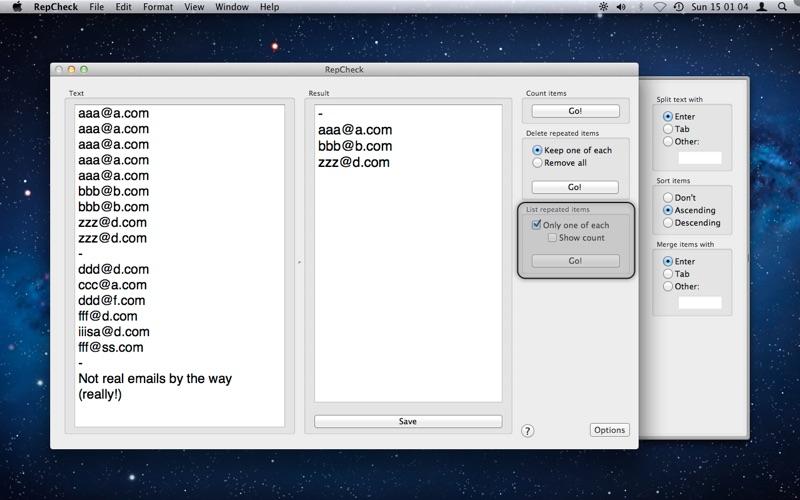 RepCheck скриншот программы 4