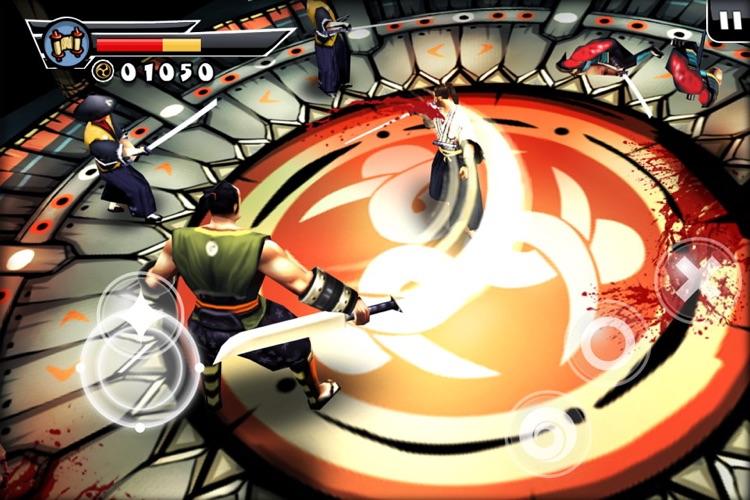 Samurai II: Dojo screenshot-3