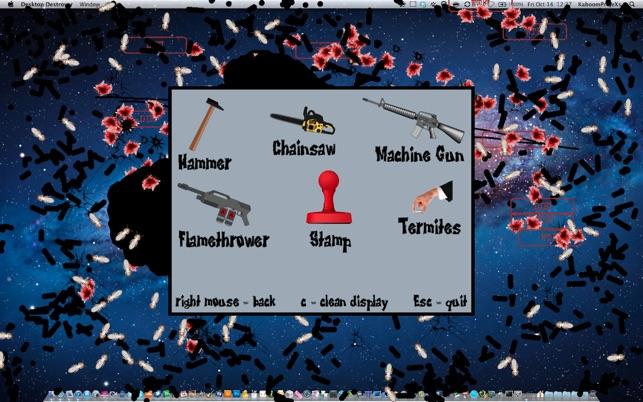 desktop destroyer free download game