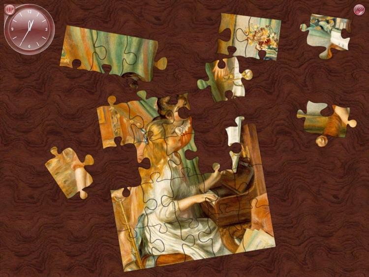 uJigsawArt Lite - Jigsaw Puzzle Games