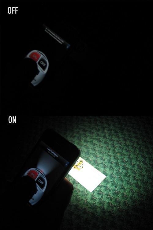 Flashlight 4 - Uses LED screenshot-3