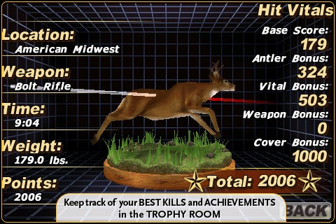 Deer Hunter 3D screenshot-3