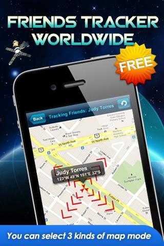 All Friends Tracker Worldwide FREE - For Facebook screenshot-3