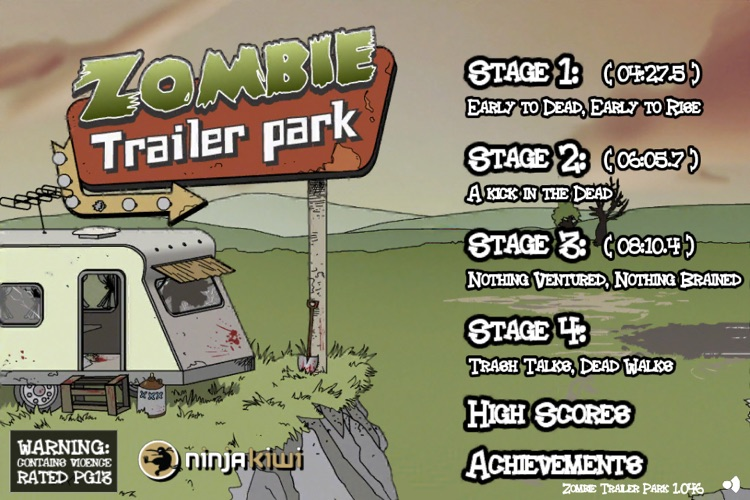 Zombie Trailer Park screenshot-0