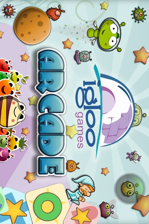 Igloo Games Arcade screenshot-4